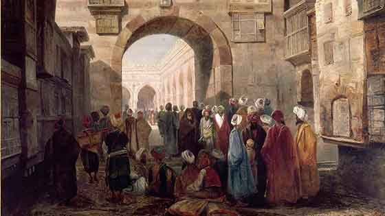 Orientalism and Orientalist Painters